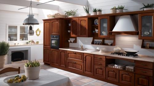 Кухонный гарнитур «Рансьер-2»