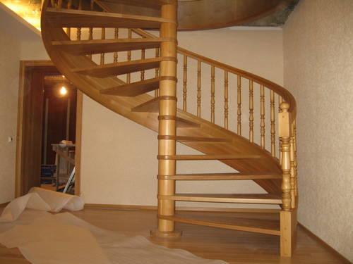 Лестница для дома «Дуня»