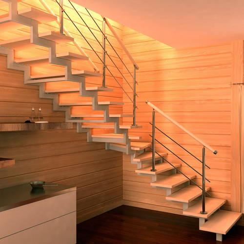 Лестница для дома «Лесли»