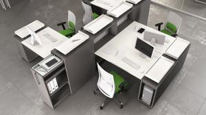 Офисная мебель Чек-Поинт