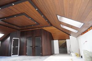 Декоративная панель «Мадера»