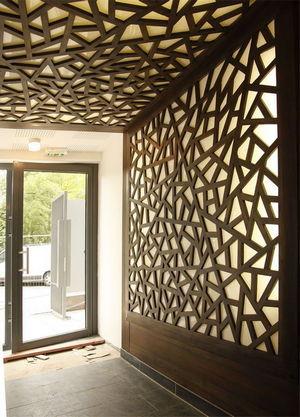 Декоративная панель «Тринити»