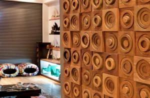 Декоративная панель «Синамон»