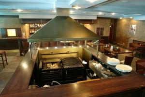 Открытая кухня «Ральф» для ресторана
