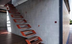 Лестница для дома «Фавн»