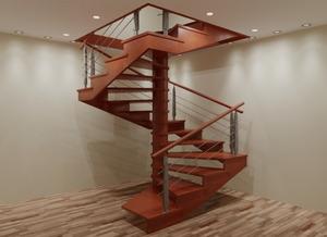 Лестница для дома «Клерамбо»