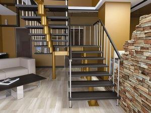 Лестница для дома «Этажер»