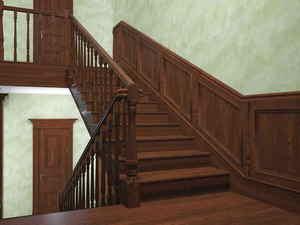 Лестница для дома «Бальный Лев»
