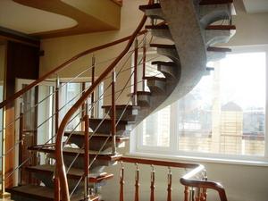 Лестница для дома «Гербера»